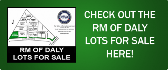 RM of Daly Lots For Sale Notice